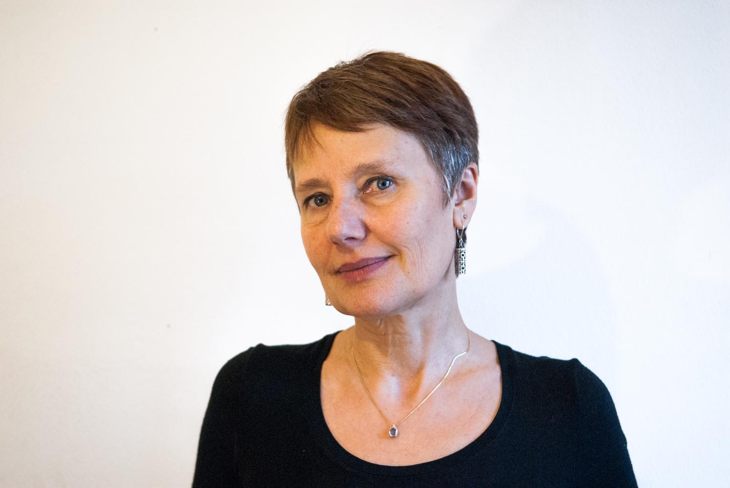 Claire Rieussec- portrait